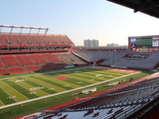 Robert Wood Johnson University Hospital and AmeriHealth New Jersey will receive naming rights to main gates at High Point Solutions Stadium as part of their sponsorship deals, according to NJBiz.com.