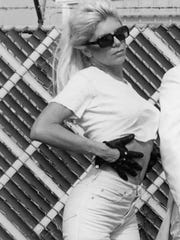 Wendy O. Williams became a willdlife rehabilitator after leaving the music scene.