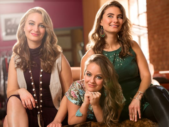 The Quebe Sisters visit Burlington for a show Tuesday