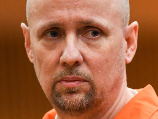 Coker plea and sentence