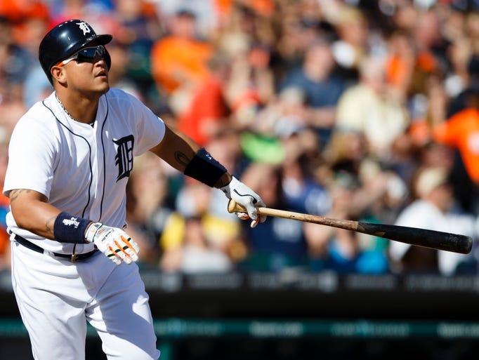 First base: Miguel Cabrera, Tigers
