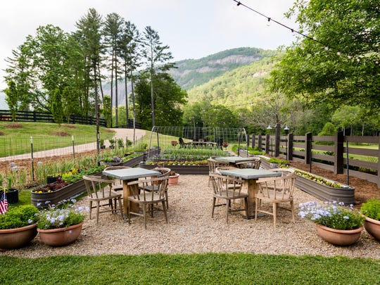 Make the trip to Cashiers to wine and dine at scenic Canyon Kitchen.