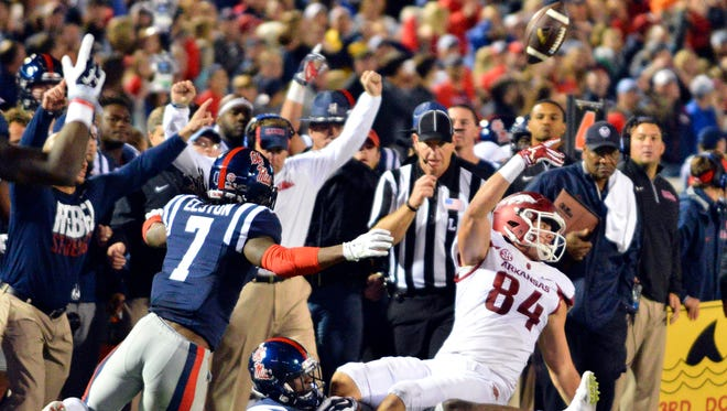 After two strong performances, the Ole Miss defense is struggling once again.