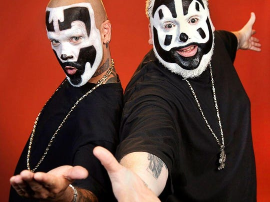 Juggalos will want to put the Aug. 7 Insane Clown Posse show at The Complex on their calendars.