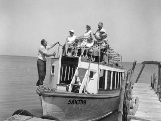 santiva mail boat cape coral