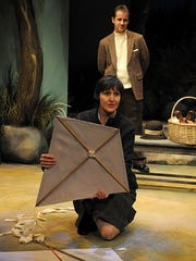 Julie Rowe was featured in Dancing at Lughnasa for