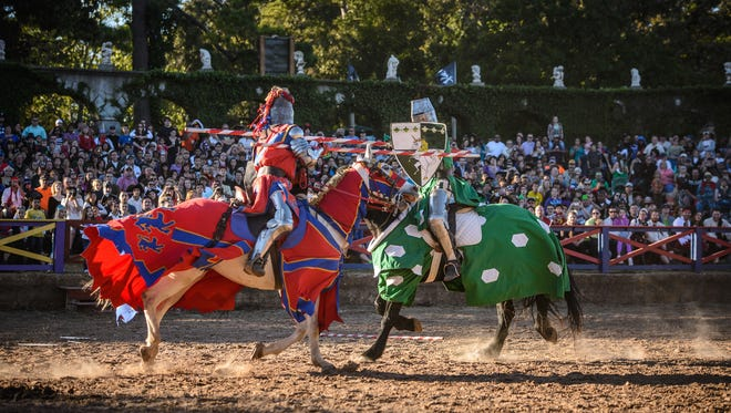 Texas Renaissance Festival  wins Best Cultural Festival in the USA TODAY 10Best Readers' Choice awards.
