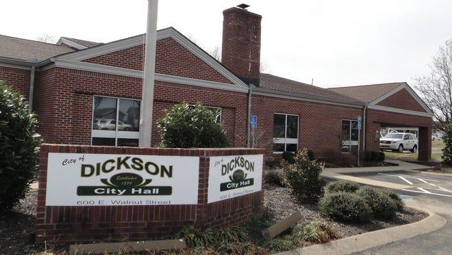 Dickson City Hall