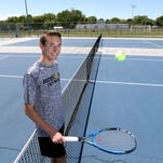 2017 All-Greater Rochester Boys Tennis Team