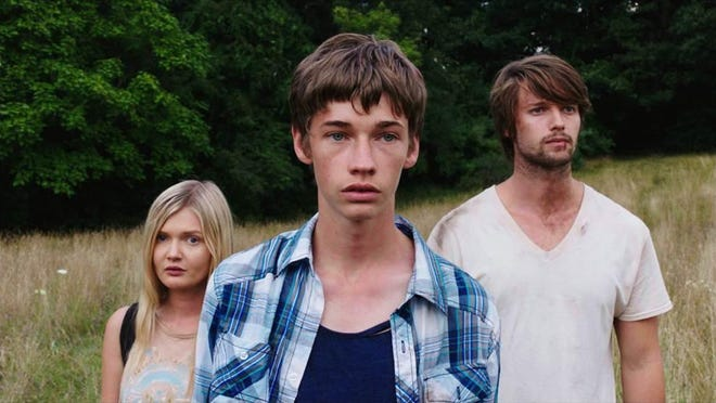 "Sophie Kennedy Clark, Jacob Lofland and Patrick Schwarzenegger star in ""North."""