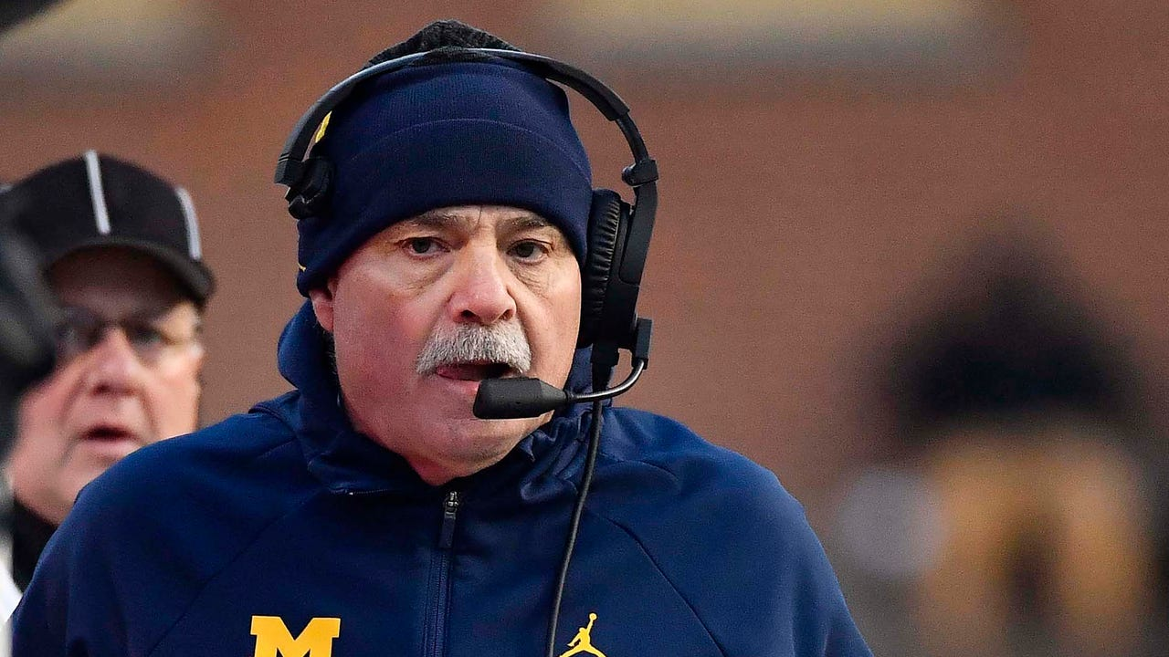 Michigan defensive coordinator Don Brown discusses the challenge of facing J.T. Barrett and the Buckeyes' offense, and explains the process of grooming a young defense. Recorded Wednesday, Nov. 22, 2017.