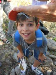 Camp Audubon Adventures is a weeklong nature camp that