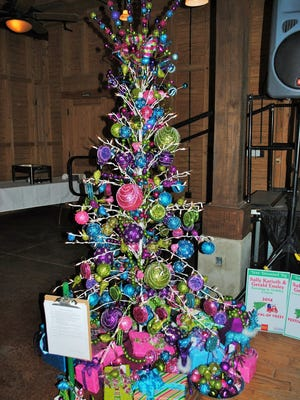 The Festival of Trees starts on Friday, November 20 and ends Sunday, November 22.
