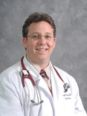 Dr. Mark Pass, an expert in Geriatric Medicine at Jersey