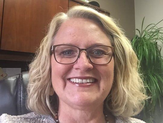 Gayle Carlson, executive director of Montana Food Bank