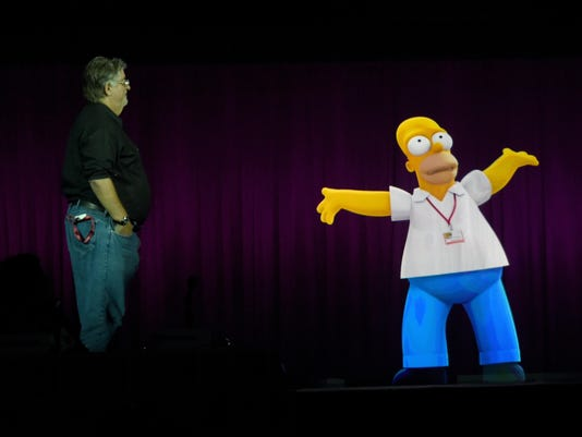 "FOX's ""The Simpsons"" Panel - Comic-Con International 2014"