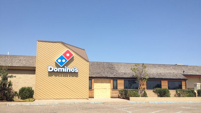 Domino's is opening a new dine in restaurant at 211 Northwest Bypass.