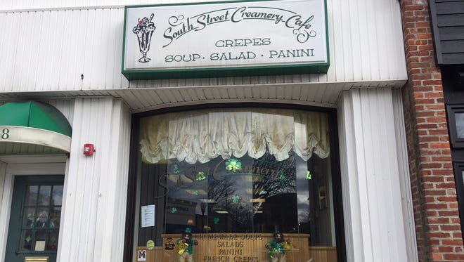South Street Creamery at 146 South Street in Morristown.
