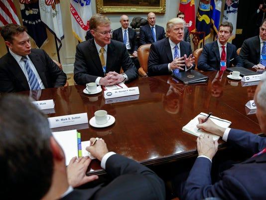 EPA USA GOVERNMENT TRUMP BUSINESS POL GOVERNMENT USA DC