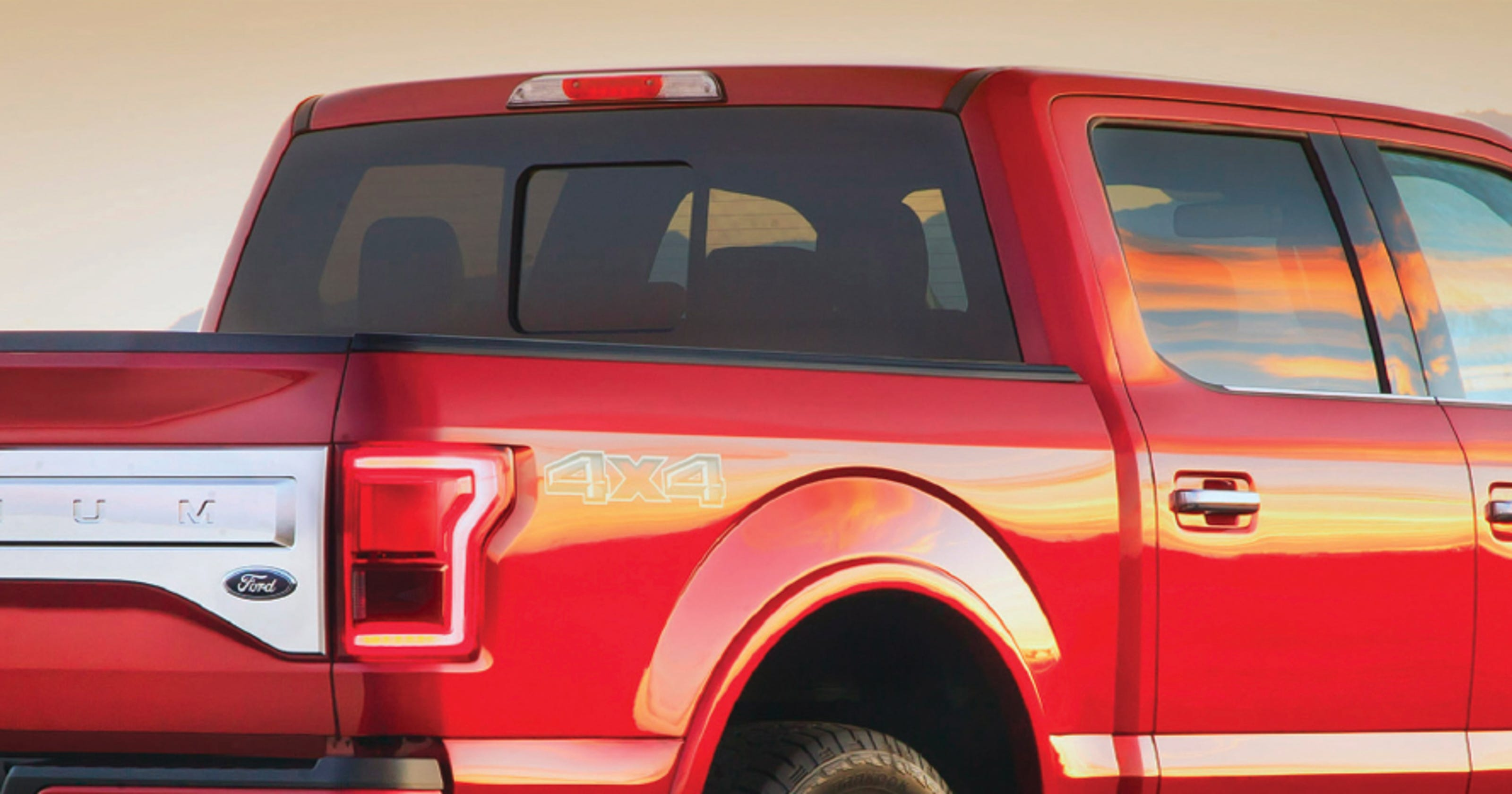 Ford 2015 F 150 To Offer High Tech Power Rear Window Install Jeep