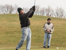 It's golf — in January