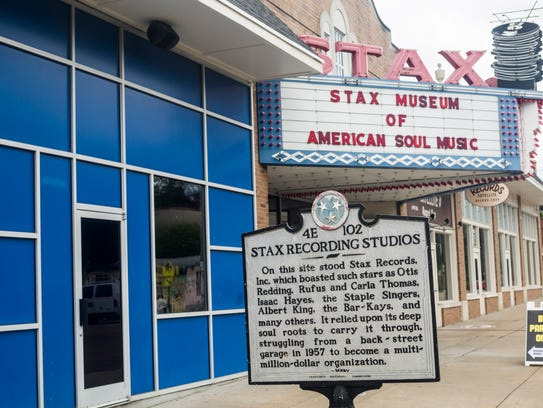 The Stax Museum of American Soul on June 22, 2017