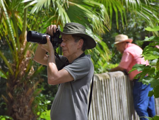 Photographers love to attend the waterlily festival.