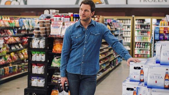 Watch Chris Pratt's first Super Bowl ad
