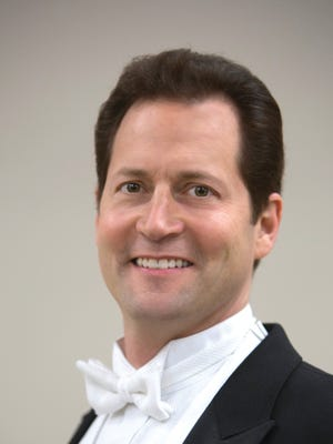 Lawrence Golan, York Symphony Orchestra conductor