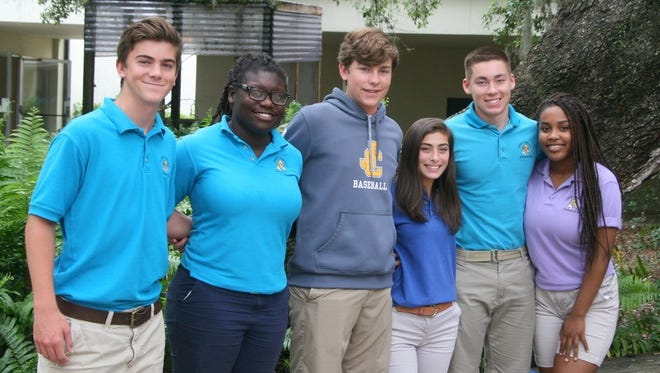 JCHS students, the school's best ambassadors, will givetours of the campus while introducing guests to the faculty and staff during the school's open house on Oct. 27.