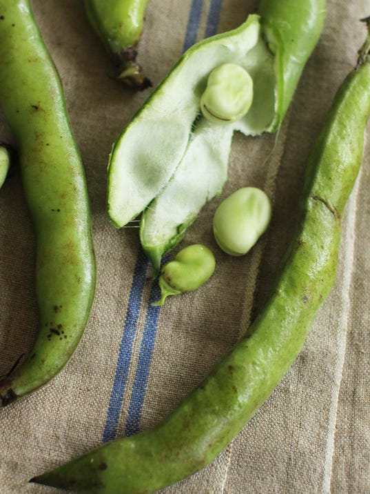 Food KitchenWise Fava Beans