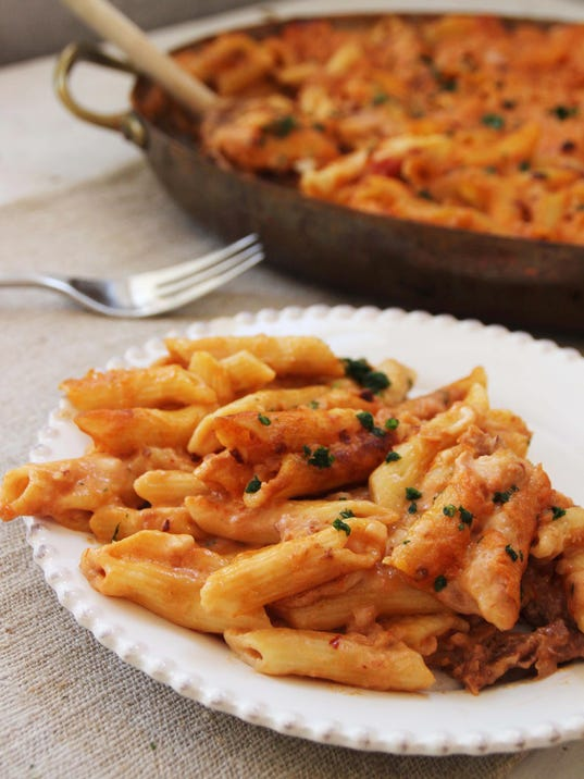 Food Kitchenwise Baked Penne (2)