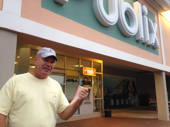 Dave Demi didn't win the Powerball jackpot, but he's