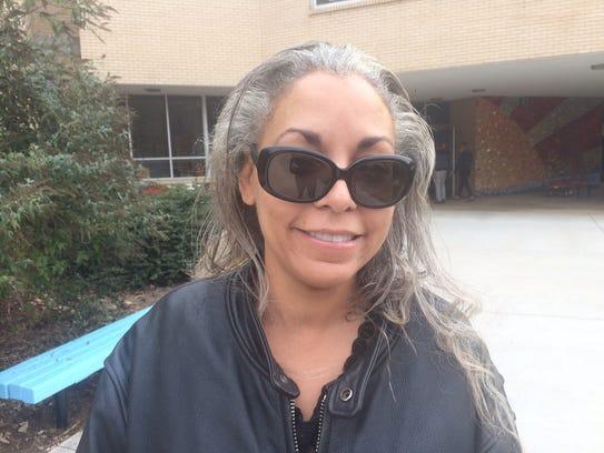 Voter Barbara Tinsley