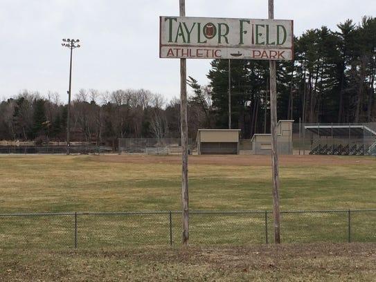 Taylor Field is home to Iola-Scandinavia High School