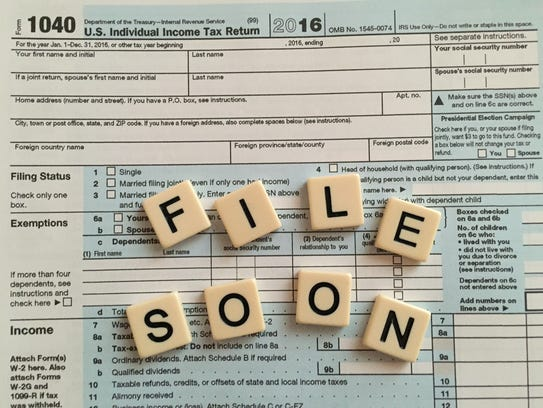 Where do you find last-minute free tax software?