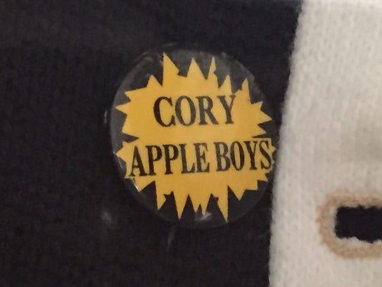 Logo for the Cory Apple Boys