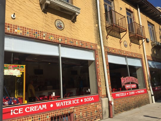 The Merchantville Sweet Shop will take over the front