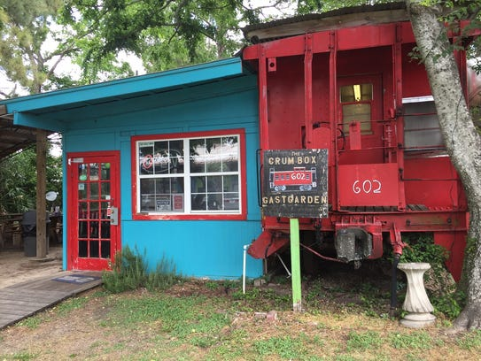 The Crum Box in Railroad Square serves up a variety