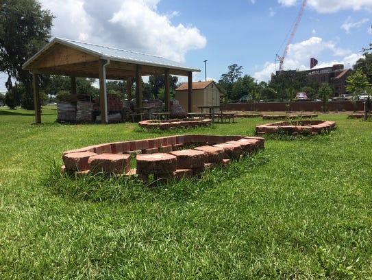 FSU's garden will pair students to garden plots where