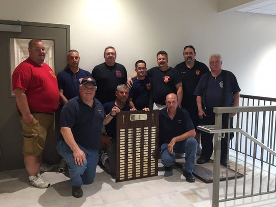 The South River Fire Department's Building Committee