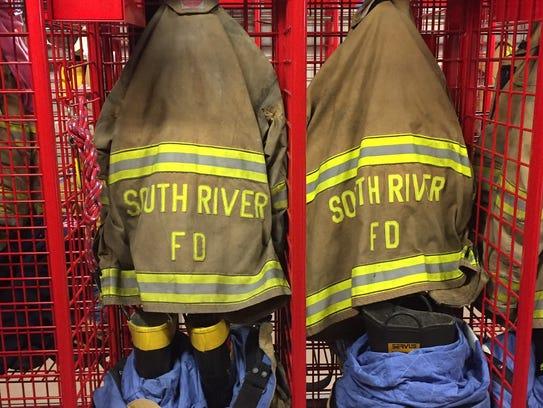 South River's new firehouse provides plenty of room