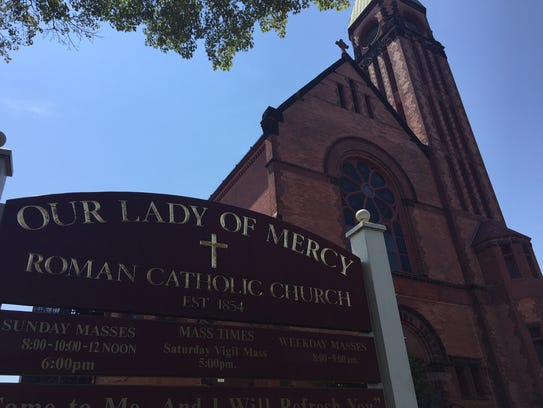 Corpus Christi and Our Lady of Mercy havecombined