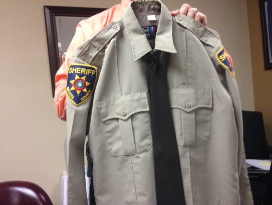 Wichita County Sheriff's Office Chief Deputy Derek