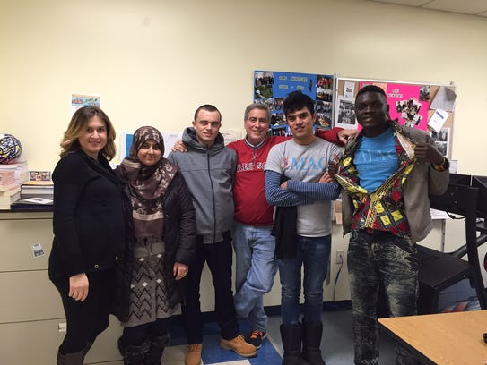 The MAC program helps refugees aged 16 to 21 succeed