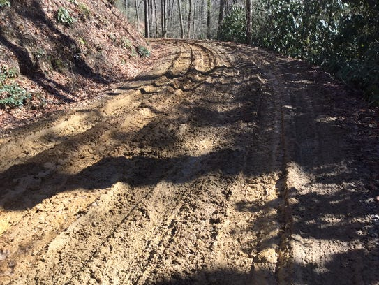 The U.S. Forest Service will close roads in the Pisgah