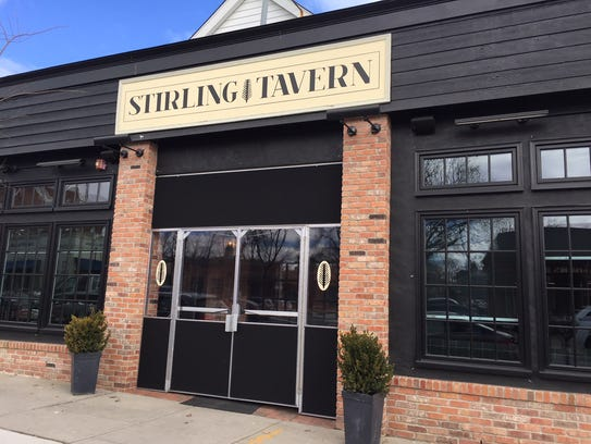 Stirling Tavern at 150 South Street in Morristown.