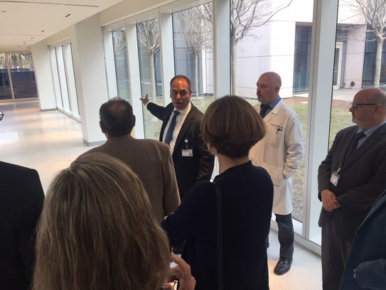 Dr. Wael Barsoum, CEO of Cleveland Clinic Florida,