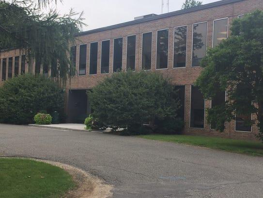 New Castle municipal offices