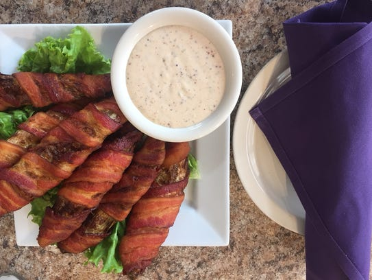 Kick off Restaurant Week at The Pop Shop with Bacon-Wrapped